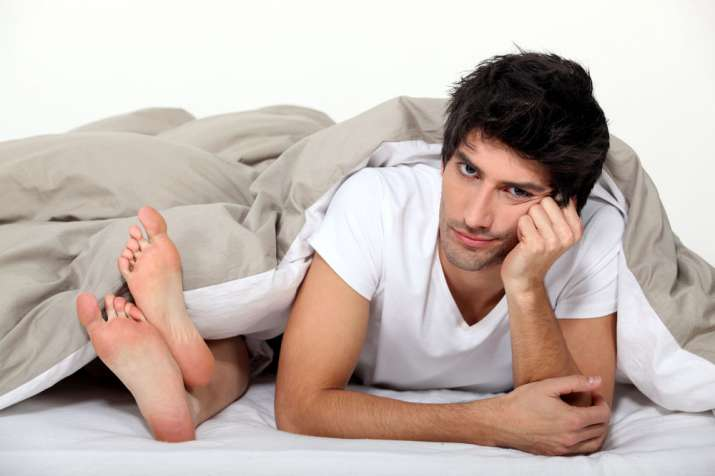 Lesser sleep can cause reduced sex drive and infertility!