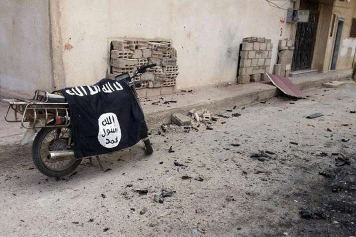 English for the Islamic State': 'G' is for Gun, 'S ' is for