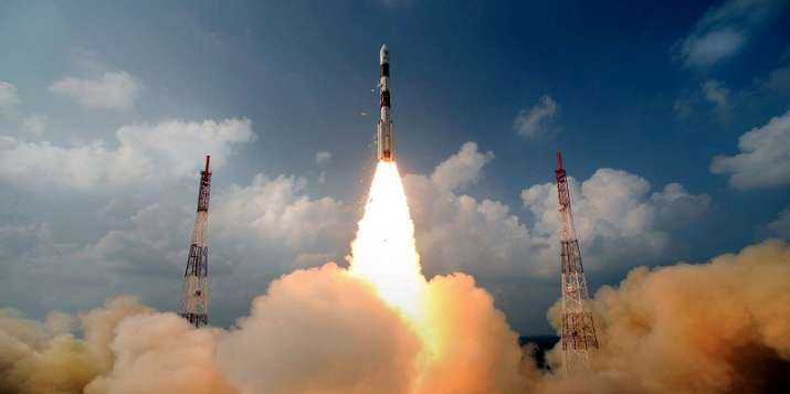 ISRO's satellite launch
