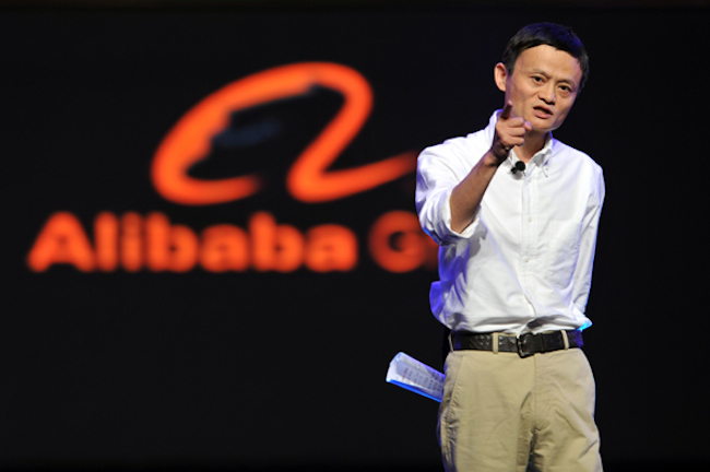 The latest funding takes Jack Ma-led Alibaba's holding in
