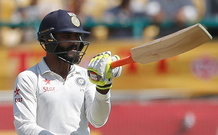 Will have dinner together once you lose: Jadeja tells