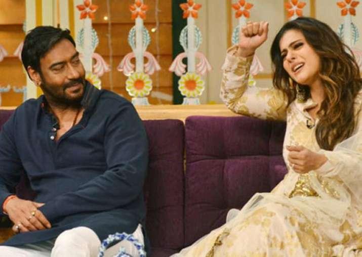 India Tv - Ajay, Kajol