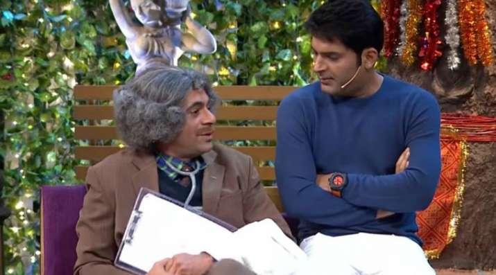 India Tv - Sunil Grover, Kapil Sharma