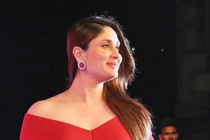 Kareena Kapoor Khan shares a mushy mother-son moment with