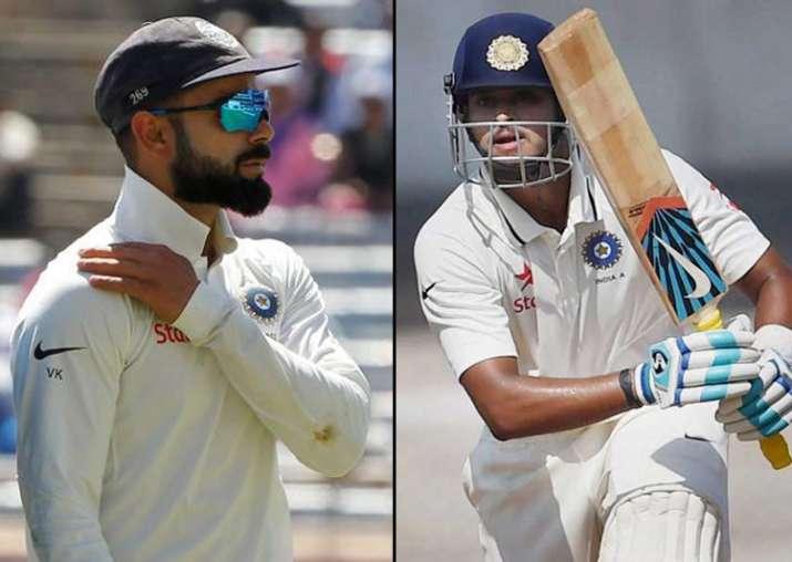 Shreyas Iyer called up as cover for injured Virat Kohli