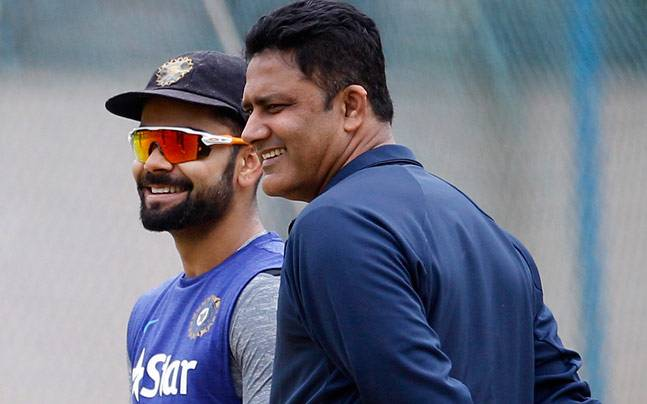 Anil Kumble's term ends with the conclusion of the