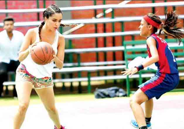 Shraddha Kapoor stuns as basketball player in the first look