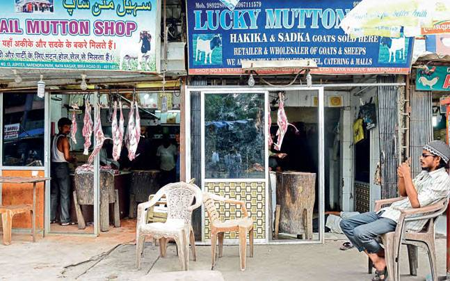 Meat traders have asked Yogi Adityanath to ensure safety