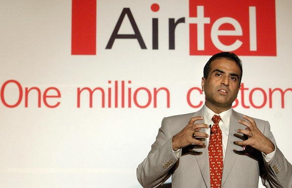 Airtel's net income was Rs 1,462 crore in the April-June