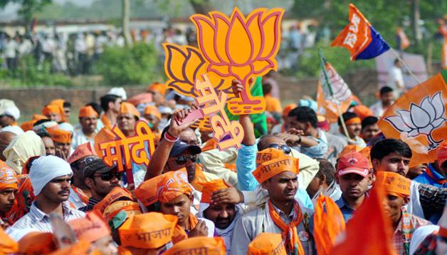 India Tv - File pic - PM Modi supporters