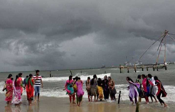 Southwest Monsoon hits Kerala coast