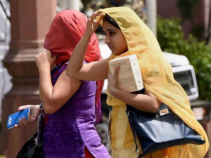 Delhi woke up to season's hottest morning in five years
