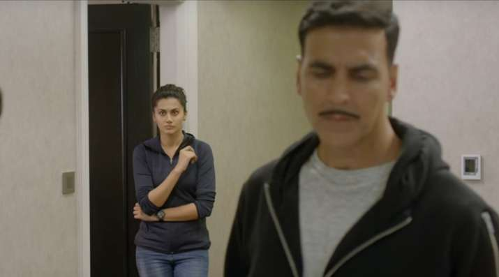 India Tv - Akshay Kumar in Naam Shabana