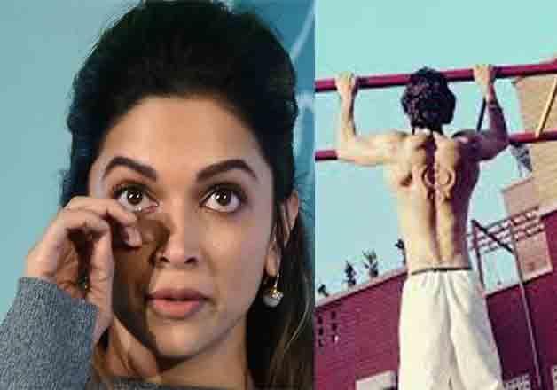 Deepika Padukone, Tiger Shroff- India TV