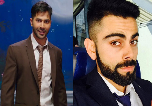 Virat Kohli May Soon Change His Hairstyle Courtesy Badri Varun