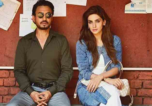 India Tv - Irrfan Khan, Saba Qamar