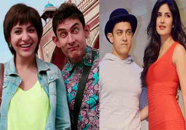 Anushka Sharma, Aamir Khan, Katrina Kaif- India TV