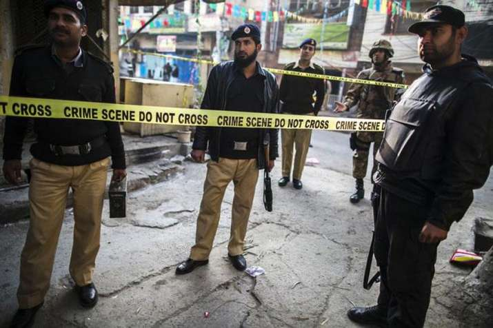 22 killed, 50 injured in blast in northwest Pakistan