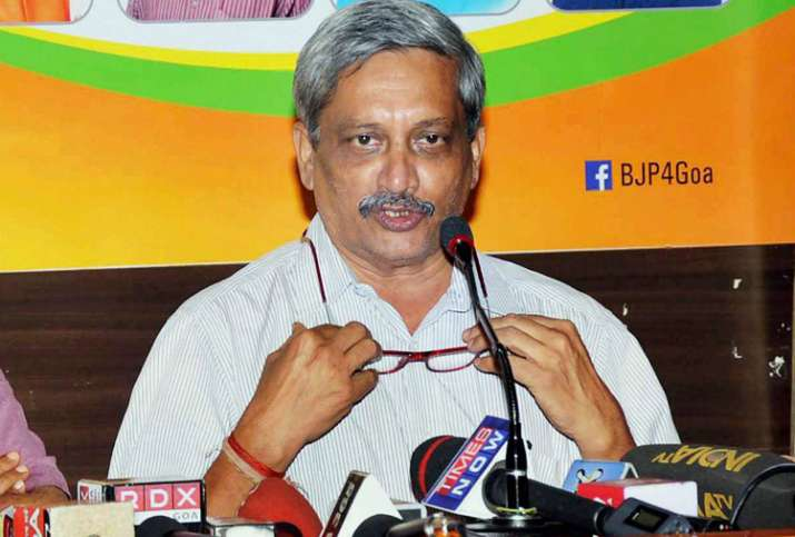 Manohar Parrikar will take oath as Goa CM tomorrow