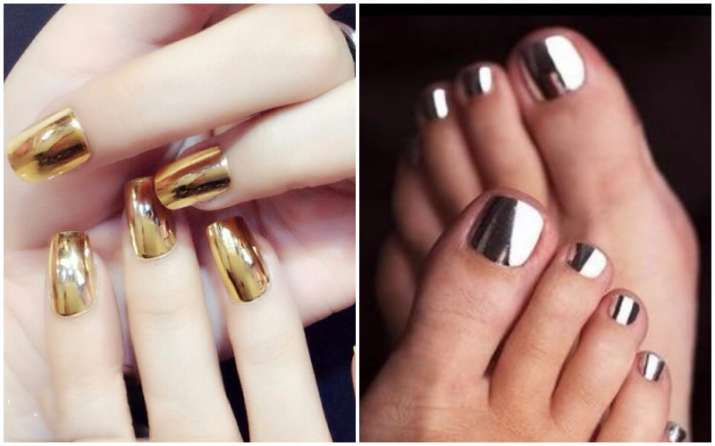 Nail paints to go anti-bacterial! Soon you\'ll be able to paint your ...