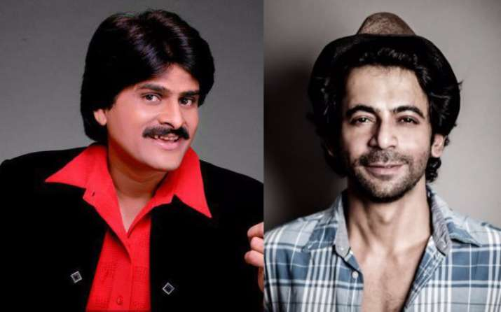 Ehsaan Qureshi asks Sunil Grover to 'Stop This
