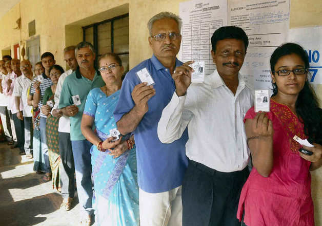 Live: Polling underway for 49 seats in UP, 38