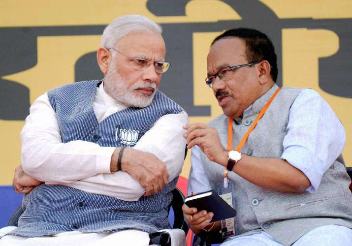 Goa Chief Minister Laxmikant Parsekar lost from Mandrem