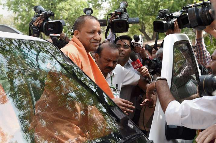Yogi Adityanath clears 20-acre plot for Ramayana museum in