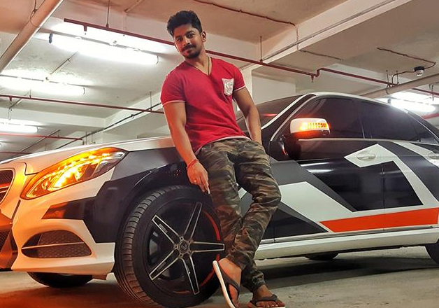 Racer Ashwin Sundar, wife charred to death after their BMW