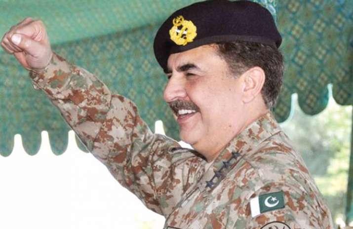 File pic of Raheel Sharif