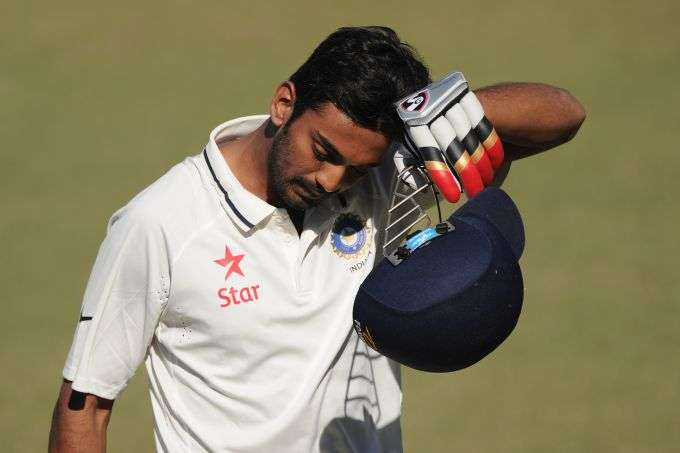 Disappointed at not getting big scores: Lokesh Rahul