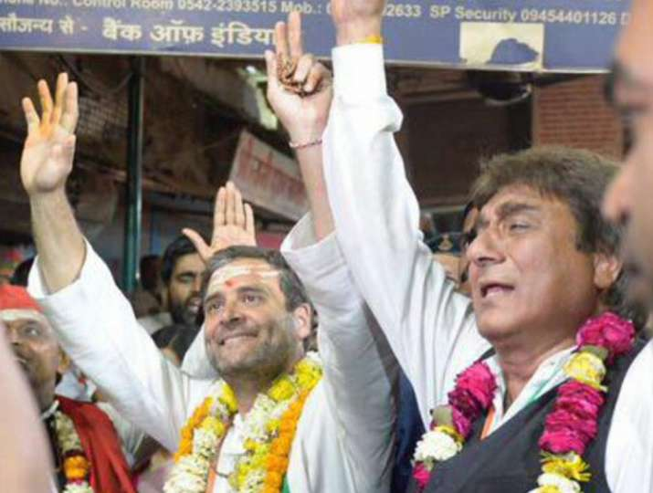 UP Congress chief Raj Babbar offers to resign after polls