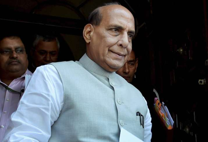 Rajnath Singh is among the frontrunners to become UP CM
