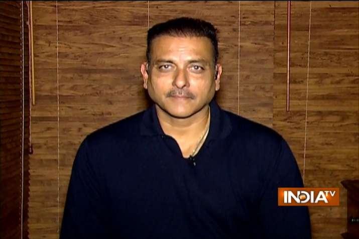 Kohli must play in Dharamsala Test, Ravi Shastri said