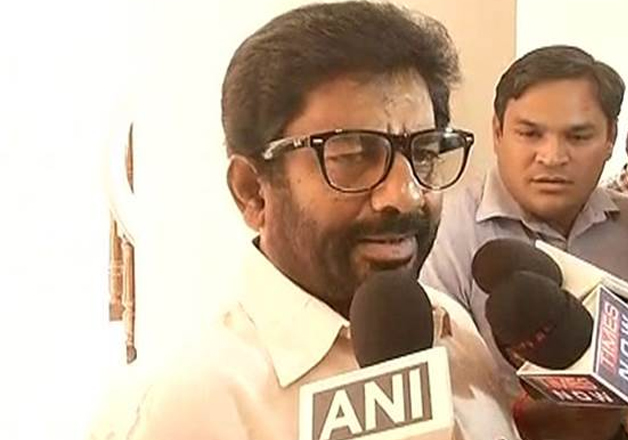 Sena MP Ravindra Gaikwad