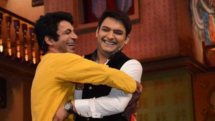 India Tv - Sunil grover, Kapil Sharma