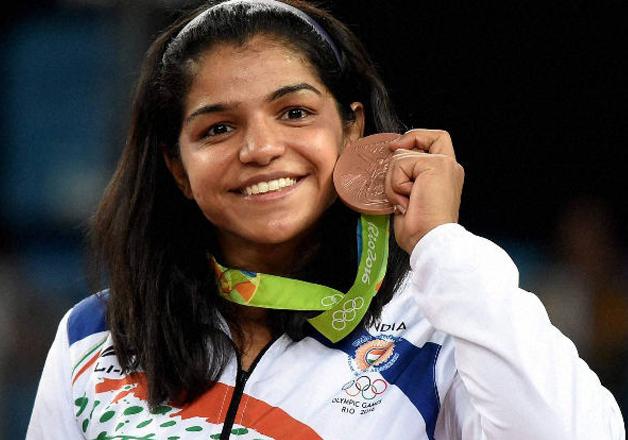 File pic of Sakshi Malik