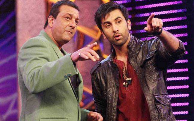 India Tv - Sanjay Dutt, Ranbir Kapoor
