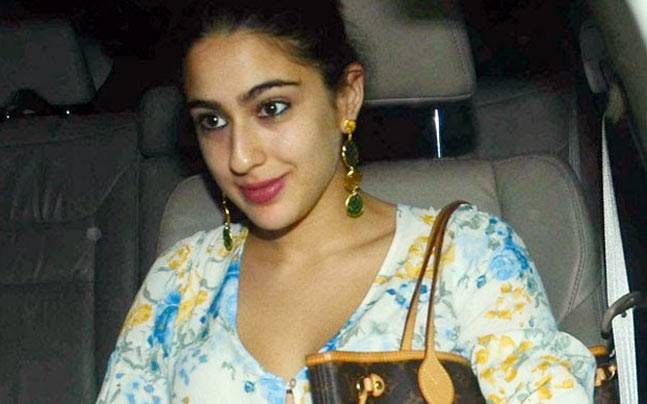 India Tv - Sara Ali Khan