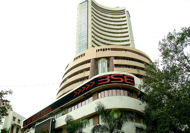Sensex tanks 318 points, biggest fall since Dec on global