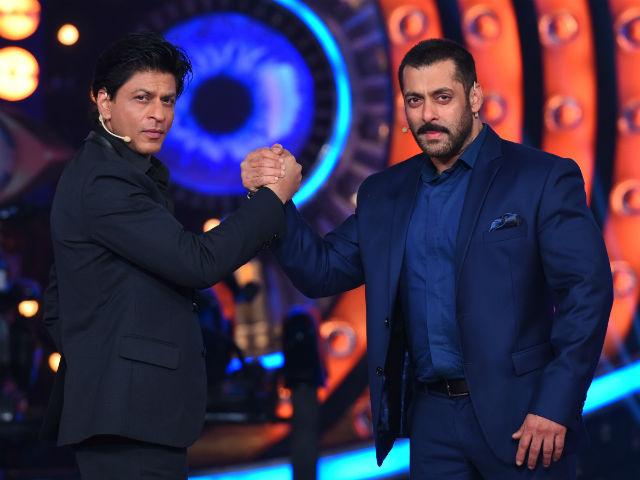 Shah Rukh Khan, Salman Khan- India Tv
