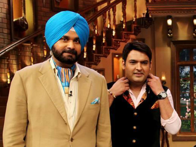 Punjab AG says Sidhu can continue with 'The Kapil Sharma
