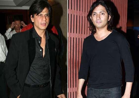 India Tv - Shah Rukh Khan had a brawl with Shirish Kunder