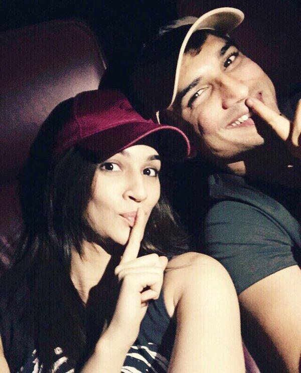 India Tv - Sushant Singh Rajput and Kriti Sanon