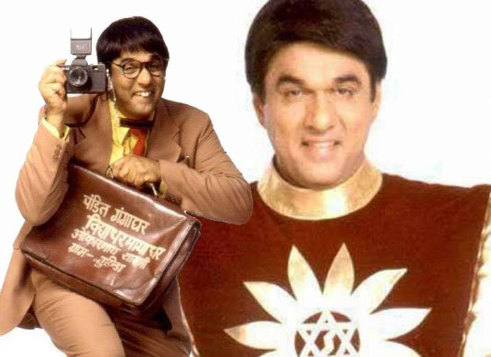 Shaktimaan is coming back on TV
