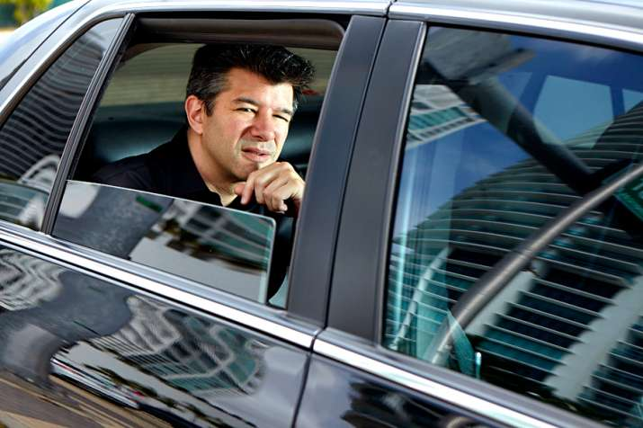 Uber CEO Traivs Kalanick stepped down on Tuesday due to
