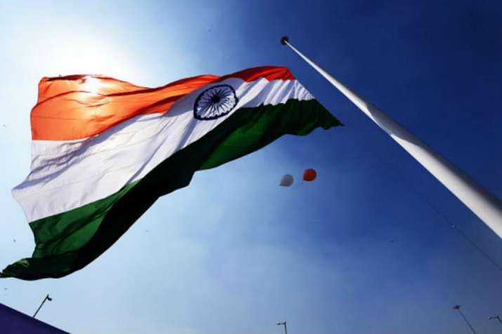 The Tricolour on India's tallest mast was installed near