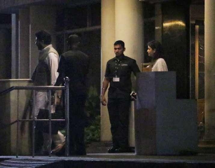 India Tv - Aishwarya Rai Bachchan's father Krishna Raj critical