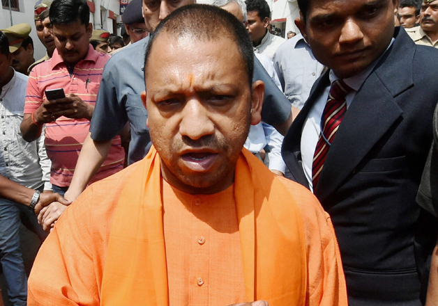File pic of UP Chief Minister Yogi Adityanath
