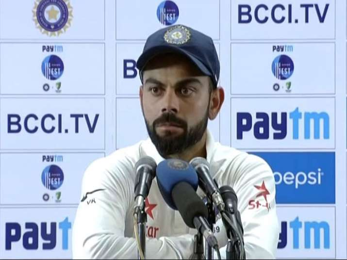 Australian cricketers are no longer friends, says Virat